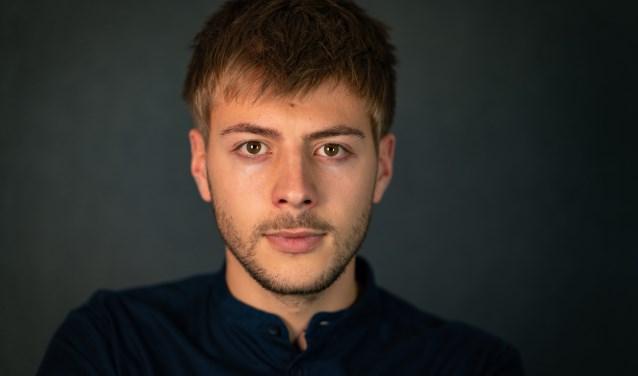 Bassist Stef Joosten is geselecteerd voor Paradox' CARTE BLANCHE van 2019.