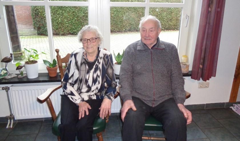 Lucia en Wim Antonise hopen op zichzelf te kunnen blijven wonen in hun fijne huis.