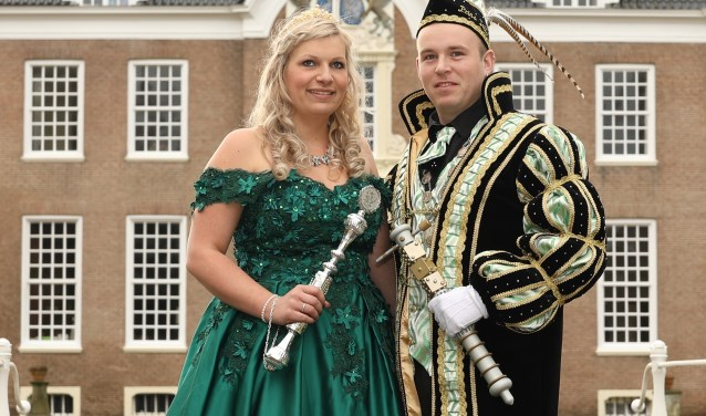 Prins Jeffrey I en Prinses Kimberley I. (eigen foto)