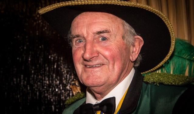 Bert de Wit sr. neemt na 55 jaar afscheid van CV De Bokkenrijders.