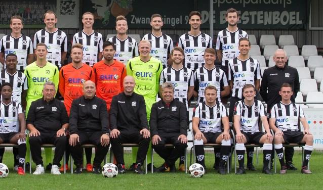 teamfoto Zwaluwen