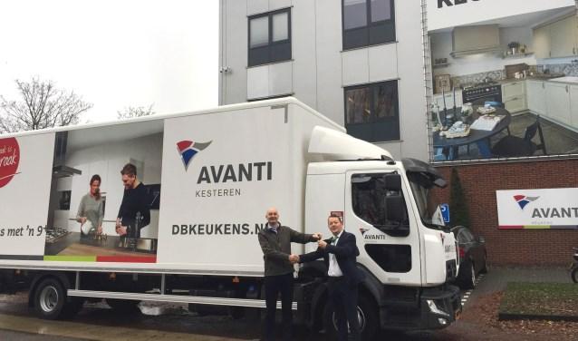 Avanti Keukens Kesteren : Nieuwe bedrijfswagen avanti keukens rhenense betuwse courant