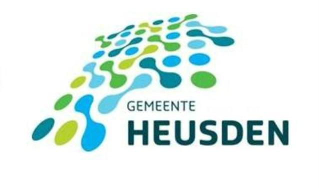 Bericht van de gemeente Heusden.