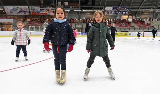 schaatslessen op de Dordtse sportboulevard