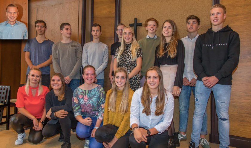 15 jongeren van drie verschillende kerken in Sliedrecht gaan 29 juli tot en met 26 augustus naar Rwanda voor een jongerencontact. (Foto: Privé)