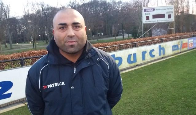 Tolga Akarsu volgend seizoen de nieuwe hoofdtrainer bij Vredenburch.