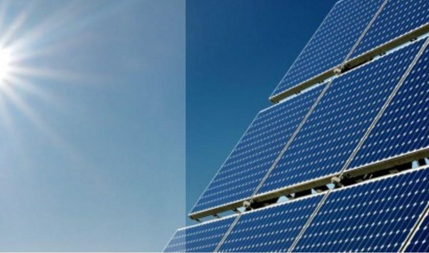 Inwoners van Baarland en groenteverwerker Crop Alliance start een zonnepanelenproject.