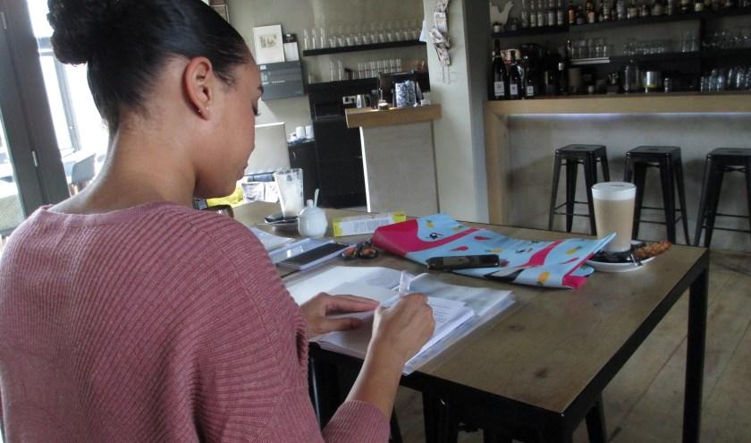 Aanstaande vrijdagmiddag wordt er in de Schrijfherberg een workshop 'Schrijven vanuit je hart' gehouden. (Foto: Schrijfherberg)