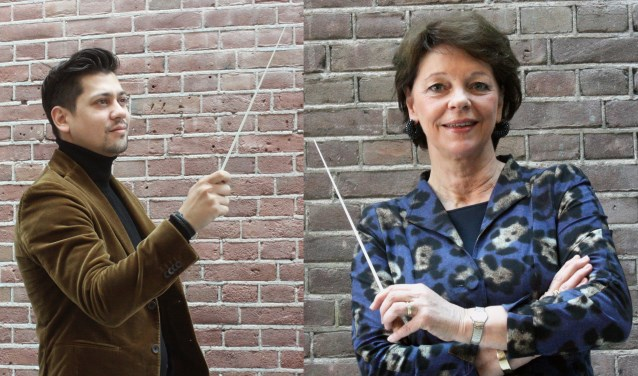 Jermain de Rozario en Elly Blanksma gaan ook de strijd aan om de titel 'Helmondse Maestro'.