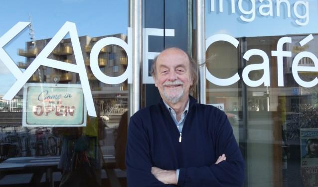 Mede-organisator en mede-initiatiefnemer Guido de Wijs is heel blij met dit taalfeest.