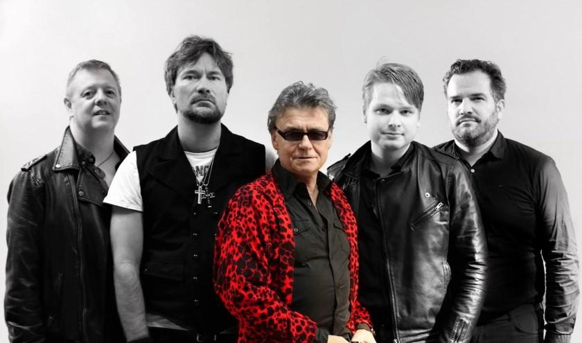 Het geluid van de Dan Stennis Band past in de traditie van wereldacts zoals Europe, Bon Jovi en Van Halen.