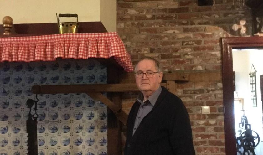 Evert Jan Zwiers is aan de slag gegaan met de organisatie van een antiek- en brocantemarkt.