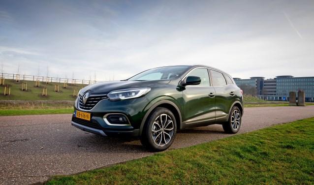 Met de Renault Kadjar krijg je veel auto voor je geld. FOTO BART HOOGVELD