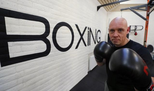 """Ivo Recourt over boksen: """"Een belangrijke bijkomstigheid is, dat het me veel zelfvertrouwen gaf."""" FOTO: Bert Jansen."""