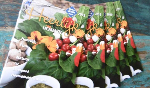 Het nieuwe magazine Heerlijk Hemmen