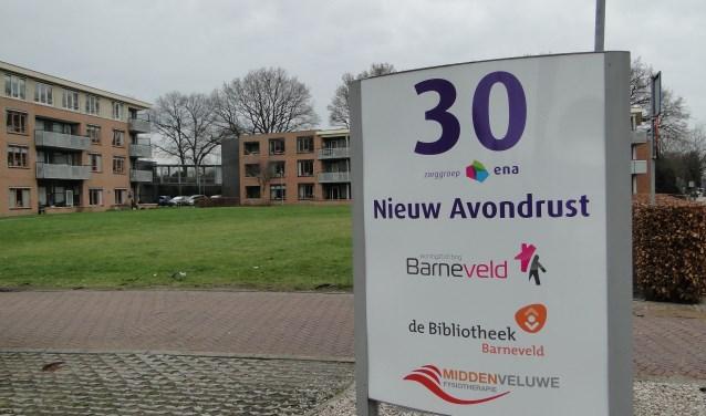 De kerktelefoon in Nieuw Avondrust in Voorthuizen is ermee gestopt.