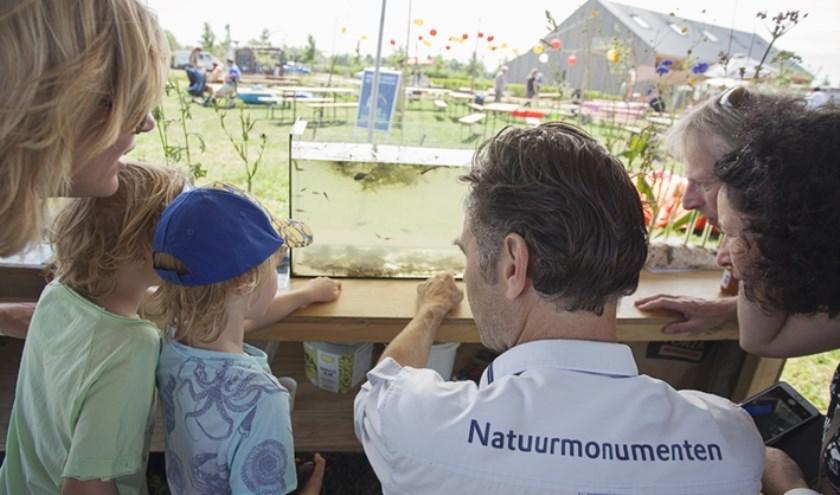 Natuurmonumenten informeert iedereen op 7 februari over de mogelijkheden. Foto: PR