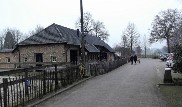 Het idee voor de Stichting geluksmoment ontstond op Ouderenlangoed Grootenhout in Mariahout.