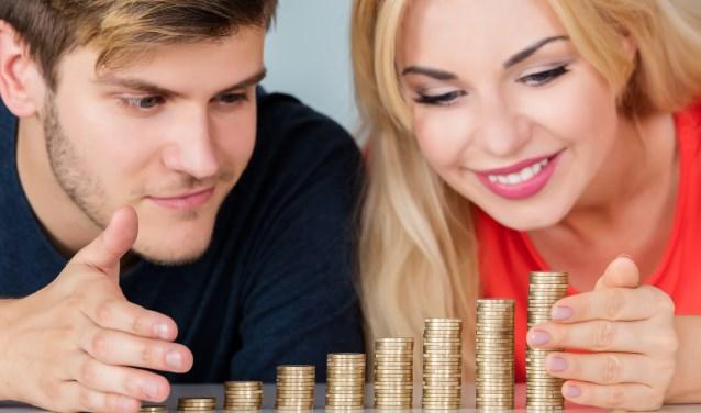 Met het 'Get a Grip'-project van Humanitas krijgen jongeren weer greep op hun inkomsten en uitgaven. FOTO: Shutterstock.
