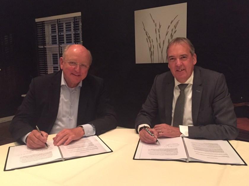 Met het tekenen van een intentieverklaring werd de samenwerking tussen Pleyade en de Technische Universiteit Eindhoven bekrachtigd.