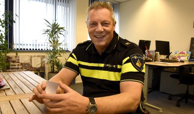 Teamchef Gouda en Bodegraven-Reeuwijk Ruud van Es. Foto: Marianka Peters