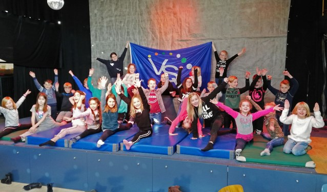 De VSV is uitgeroepen tot een van de beste scholen in Zeeland voor de eindtoets. FOTO: CONNY DEN HEIJER