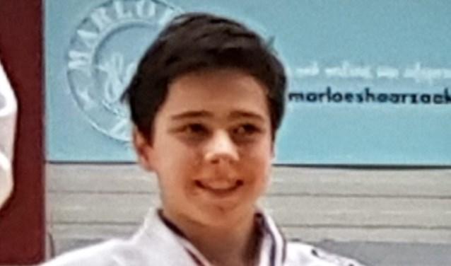 Daan Pot Kwalificeert zich voor NK -18 jaar judo