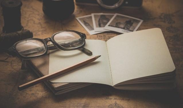 Schatgraven in het eigen verleden op zoek naar het mooiste verhaal.