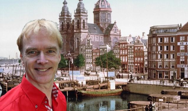 Met Harald Veenstra 'Samen door Amsterdam': het kan op Valentijnsmiddag in Het Punt.