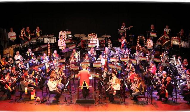 Heineken Fanfare speelt zondag 24 februari bij Theater aan de Parade met het Fanfare Orkest, Percussie Ensemble en het Opleidingsorkest.