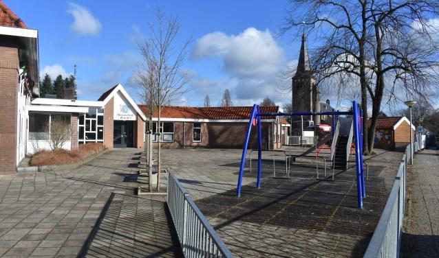 Onder meer de provincie Overijssel heeft een nieuwe regeling waarbij scholen hun speelplein kunnen vergroenen. Foto: Jolien van Gaalen.