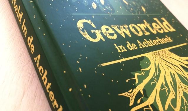 Boek Geworteld in de Achterhoek - Eddhy Geurtsen - Het Boekenschap