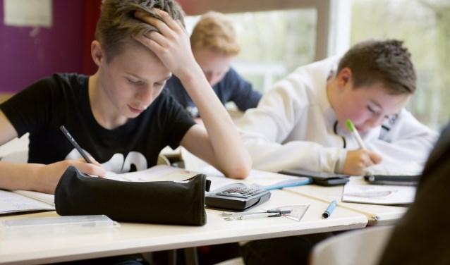 Het bedrag op de Schoolspullenpas is te besteden aan diverse schoolspullen.