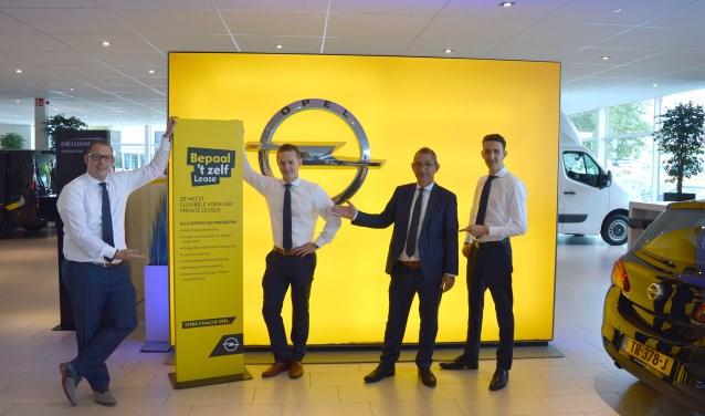 Het team van Van Mossel Opel Den Bosch aan de Afrikalaan 2 is klaar voor The Big Event; het inruilevenement van Opel met veel extra's.