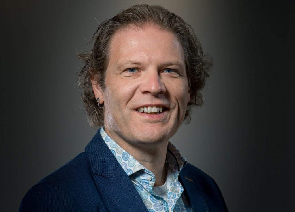 Marcel Companjen, wethouder namens ChristenUnie van de gemeente Harderwijk Foto: eigen foto © Persgroep