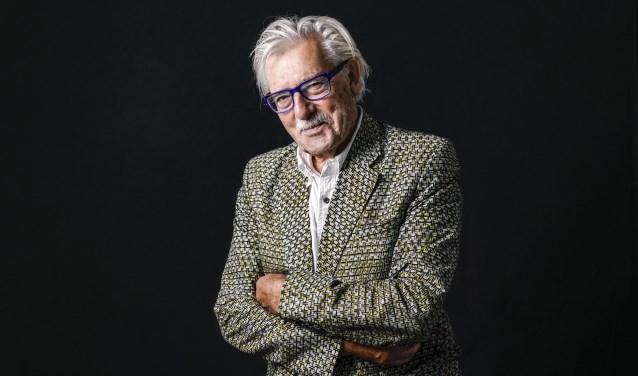 Schrijver Jan Siebelink.