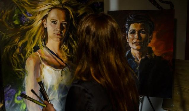 Iedereen kan tot en met 31 maart werk insturen voor de Rembrandt expositie in het Kempenmuseum. Foto: Ton van de Vorst