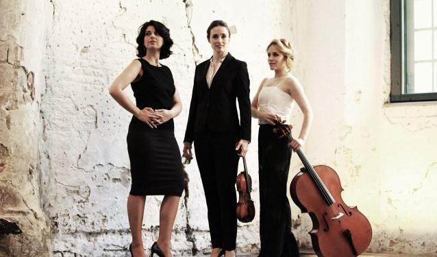 Arosa Trio speelt Liszt, Beethoven en Mendelssohn.