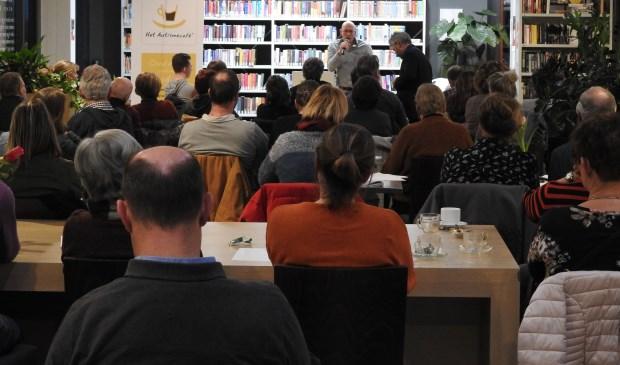 Een eerdere editie van het Autismecafé bij BaLaDe aan de Balade 1 in Waalwijk. Toegang is gratis.