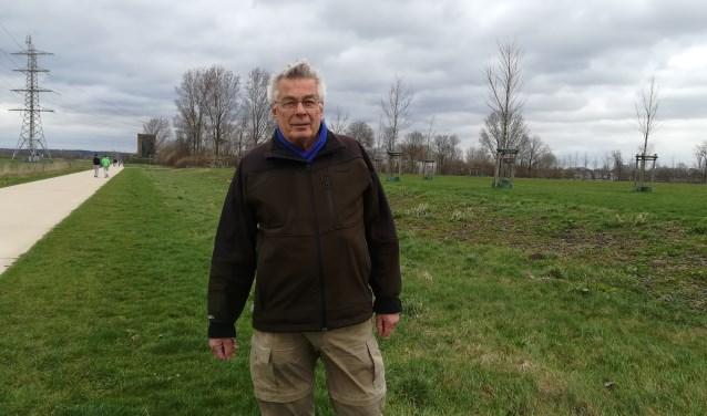 Met de expansiedrift van Nijmegen en Arnhem dat bij Park Lingezegen over de bebouwingsgrens bouwt ziet Jan Brouwer vooral bedreigingen.