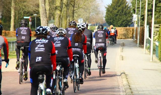 Skeeler- & Wielerclub Twenterand begint met een Start-to-bike.