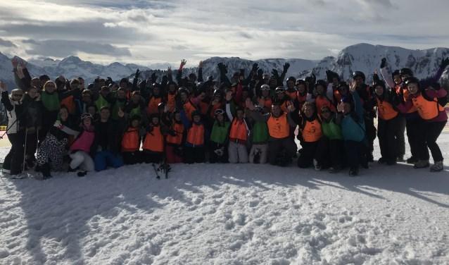 Voor de vijftiende keer gingen leerlingen van Het Assink lyceumafgelopen voorjaarsvakantie samen naar de sneeuw.