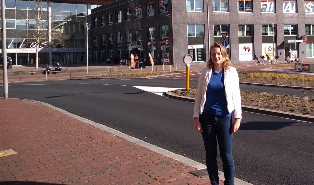 Wijk-ggz'er Karin Miltenburg gaat aan de slag in Maarssenbroek. Foto: Impegno