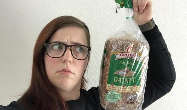 Dit is niet mijn tijgerbrood... Foto: Noortje de Vries