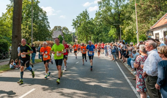 De organisatie, onder aanvoering van Henk van Doremalen, zet dit jaar in op een toename van het aantal deelnemers. foto: Jeroen Vos