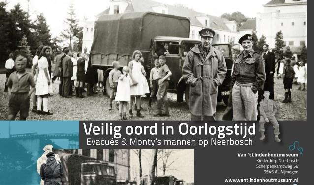 Weesinrichting Neerbosch en het bezoek van soldaten en Montgomery