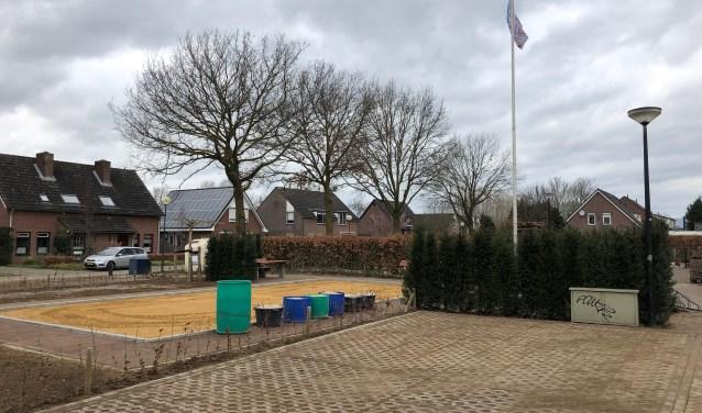 Het park is nog niet honderd procent gereed, maar dat gaat de komende weken wel lukken. (foto: eigen foto)