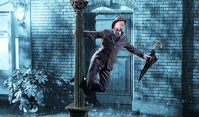 Het Pieck heeft voor de echte filmliefhebbers vijf klassiekers in de aanbieding: Django, The Piano, Her, Singin in the rain (foto) en Festen.
