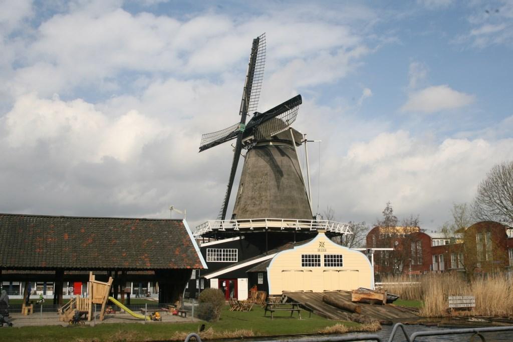 Wat betreft cultureel erfgoed steunt de provincie onderhoud van bijzondere gebouwen, zoals molens. Foto: Johan Morgenstond Foto: Johan Morgenstond © Persgroep