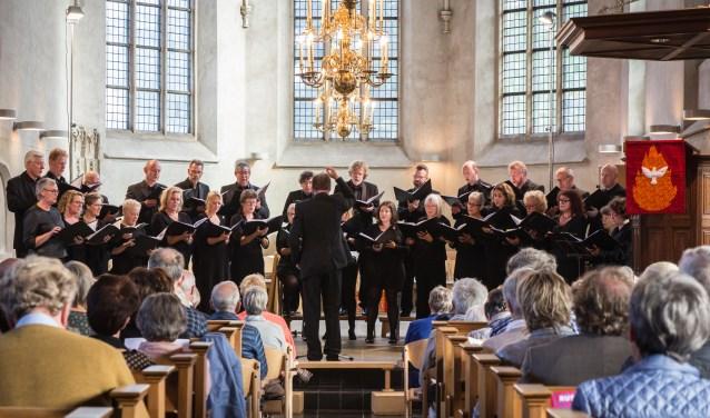 Oost-Nederlands Kamerkoor in concert